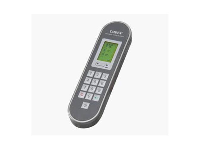 manbetx登陆手持式十键无线表决器