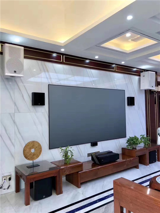 manbetx登陆中海国际别墅区5.1家庭影院影K设备-2 (2)