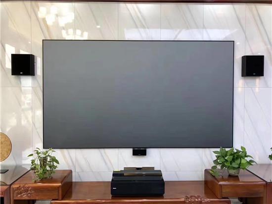manbetx登陆中海国际别墅区5.1家庭影院影K设备-4 (1)