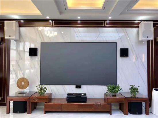 manbetx登陆中海国际别墅区5.1家庭影院影K设备-4 (2)