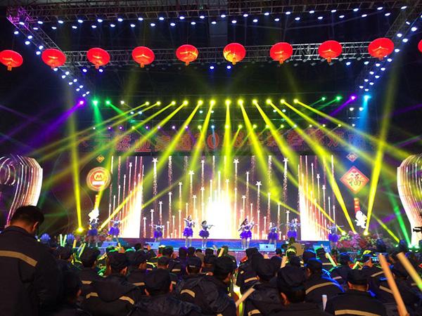 manbetx登陆舞台灯光
